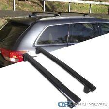 For 11-18 Jeep Grand Cherokee Black Roof Cross Bars Crossbars Rack Cargo Carrier