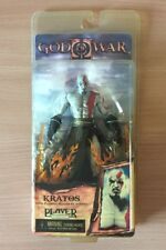 Official Sony NECA Player Select God Of War Kratos Action Figure *BOXED*