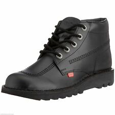 Kickers 100% Leather Lace Up Boots for Men