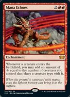 Magic the Gathering (mtg): Double Masters - Mana Echoes - Rare - Foil