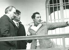 MICHEL BOUQUET GABRIELE TINTI LE COMPLOT 1973 VINTAGE PHOTO #10