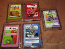 30 Wax melt cubes, set of 5 different pks. random variety sets New-free shipping