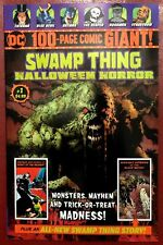 Swamp Thing DC 100-Page Giant Halloween Horror 1 SOLID NM Walmart  BOX SHIPPING
