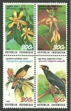 Birds Indonesian Stamps