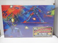 Jaymar The Alternator Robots Laser Battle 100 Piece Jigsaw Puzzle 011421MGL7
