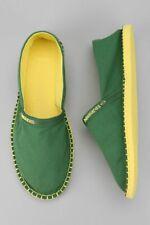 ESPADRILLES  HAVAIANAS ORIGINE  Green Yellow   Pointure 37