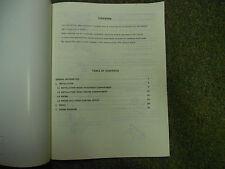1989 Suzuki Swift GLX Air Conditioner Installation Instruction Manual 1.3L DOHC