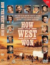 How The West Was Won (DVD, 2002) JOHN WAYNE - DEBBIE REYNOLDS / WESTERN