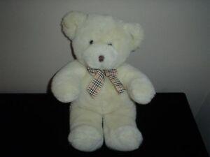 Ganz Heritage Collection Beige Teddy Bear 14 inch Retired