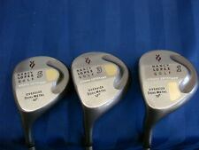 Nancy Lopez Albany 250 Series 11* Driver, 3 & 5 Fairway Woods Golf Clubs R-Hand