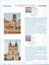 FA48 Editions Frisch Touristique Malines,St-Hubert  2 cachets 11-12-71 voir déta