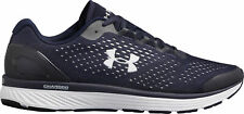 Under Armour Charged Bandit 4 Mens Running Shoes Navy Stylish Cushioned Run Shoe