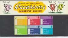 GB 2003 GREETINGS OCCASIONS  PRESENTATION PACK No. MO9 SG 2337 2342 MINT STAMP
