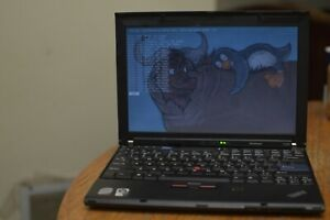 Libreboot Thinkpad x200 - 4GB RAM, 250GB SSD. Docking station, 6-cell batt, PSU.