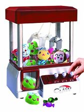 Etna The Claw Toy Grabber Machine Sounds Animal Plush Toy Electronic Arcade Game