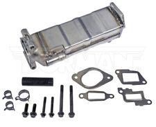 For Sierra 3500 HD Silverado 3500 HD 07-10 V8 Automatic Diesel EGR Cooler Dorman