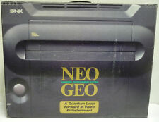 CONSOLE NEO GEO AES SNK SERIAL NR. 230730 NTSC JAPAN BOXED RARE