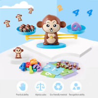 Animals Number Balance Math Toys Preschool Toddler Balancing Mathematics Game