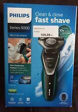 Philips S5550/06 Rasoir électrique Series 5000 Clean & Close Fast Shave