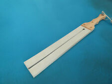 Pro 2 tail TAWSE with Hardwood handle 11mm thick 67mm x 530mm (cane)