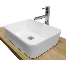 Burgtal 17795 Design Keramik Aufsatz Waschbecken Handwaschbecken BKW-19