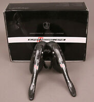 Campagnolo Record 11 Speed EPS Ergo Shifters Carbon EPS Black Used