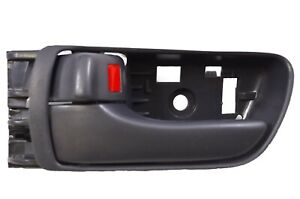 fits Toyota Sienna Inner Interior Inside Door Handle Gray Front Left Driver Side