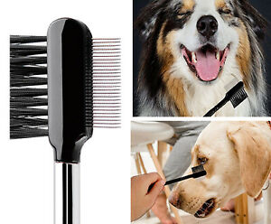 4pcs New Tear Stain Remover Comb for Small Pet Cat Dogs Removing Crust and Mucus