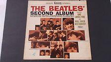 Beatles Original 2nd Album Vinyl Record LP