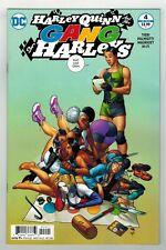 HARLEY QUINN and her GANG of HARLEYS #4 FRANK CHO VARIANT COVER - DC - 1/25