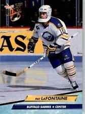 1992-93 Fleer Ultra Pat LaFontaine #16