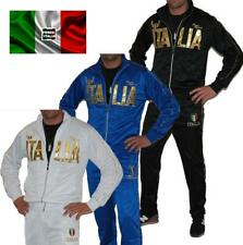 JOGGING ITALIA ENSEMBLE ITALIE JOGGING + VESTE ITALIA SURVETEMENT SPORT ITALIE