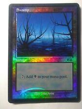 MTG Swamp (Arena Promo 1999) FOIL - Magic Urza's Saga