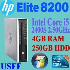 Intel Core i5 2nd Gen. Elite Desktop & All-In-One PCs