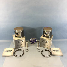 NEW POLARIS 600 SPI PISTON SETS 74.5MM STD BORE 1998-2001 RMK, XC, XC SP 600