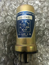 HG-1048 Mercury Wetted Contact Relay C.P.Clare & Co. Chicago