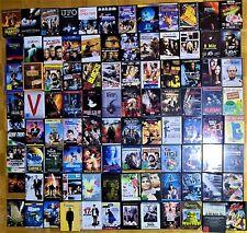 DVD-Sammlung: 98 DVDs - verschiedene Genres, viele Klassiker!