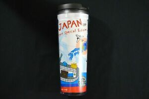 New Starbucks JAPAN Airport Special Edition Tumbler To Go 2008 Free Shipping
