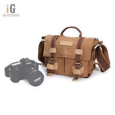 Cámara Réflex Digital cavans Impermeable Bolso de Hombro Bolso d Para Canon 500D Nikon D90