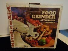 KitchenAid FGA Food Grinder Attachment