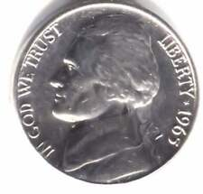 1965 Jefferson Nickel - Uncirculated American Five Cent Coin