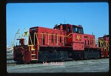 Original Slide Pier IX GE110T SL2 In 1991