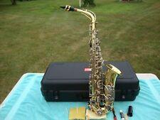 Selmer Alto Saxophone -AS300-USA -With Case, Good Condition