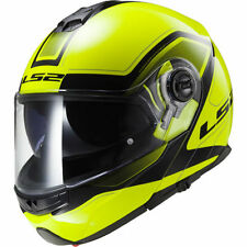 Plain Modular, Flip Up LS2 Brand Motorcycle Helmets