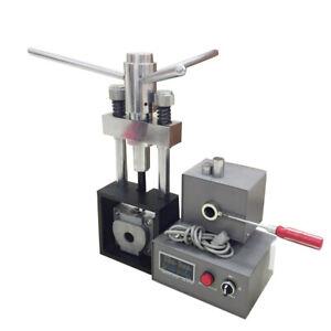 400W Denture Injection Molding Machine Dental Injection Unit w/ heater hot press