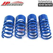 GENUINE LEXUS GS350/430/460 2WD OEM F-SPORT LOWERING SPRINGS BLUE PTR07-30090