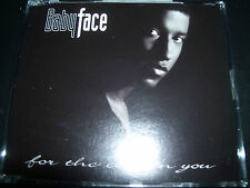 Babyface For The Cool In You Australian CD Single