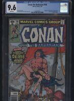 Conan the Barbarian #100 CGC 9.6 Roy Thomas JOHN BUSCEMA 1979
