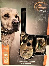 Sport Dog Wetland Hunter 1825X 1 Mile Remote Trainer #1825Xcamo