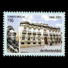 "Uruguay 2005 - Gymnasium ""Ateneo de Montevideo"" Architecure - Sc 2142 MNH"